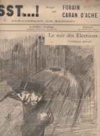 Revue PSST   Du 14 Mai 1898 Couverture De FORAIN : Drumont élu !  (F.GF.149) - Livres, BD, Revues