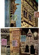 Serie Nº 1875/9 Turismo  Tarjeta Maxima - Tarjetas Máxima