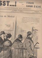 Revue PSST   Du 7 Mai 1898 Couverture De FORAIN : L'express De Madrid    (F.GF.150) - Livres, BD, Revues