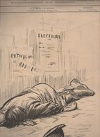 Revue PSST   Du 21 Mai 1898 Couverture De FORAIN :le Pain Et L'absinthe  (F.GF.147) - Livres, BD, Revues