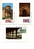 Serie Nº 2005/7 Monasterio De Santa Maria De Ripoll  Tarjeta Maxima - Tarjetas Máxima