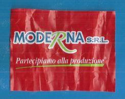 ARANCE MODERNA   ETICHETTA PLASTICA ITALY - Otros