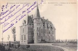 Machecoul - Chateau De La Clartiere - Cote Nord - 302 - Castle - Old Postcard - 1907 - France - Used - Machecoul