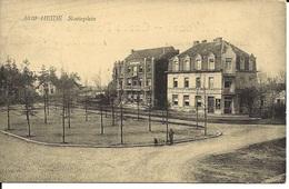 18  Kalmthout Statieplein Met Hotel De Flandres  Hoelen 8810 - Kalmthout