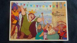 CPM WALT DISNEY LE BOSSU DE NOTRE DAME CHROMOVOGUE - Disney
