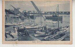 ANZIO, Sul Porto - Viaggiata 19/08/1928 - Other Cities