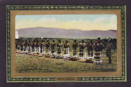 CPA Nouvelle Zélande Maori Non Circulé Type Ethnic Tuck - Nouvelle-Zélande