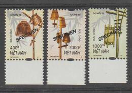VIET NAM  2004  #SPECIMEN - ARTISANAT  **MNH    Réf  04B - Vietnam