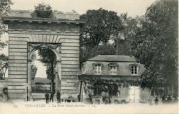 CPA -  VERSAILLES - LA PORTE SAINT-ANTOINE - Versailles