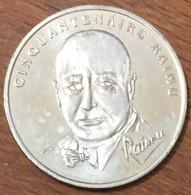 83 COGOLIN RAIMU PIÈCE 3 EURO 1996 MONNAIE DE PARIS JETON TOURISTIQUE MEDALS TOKENS COINS - Euro Van De Steden