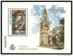 2004-ED. 4132 HB VIDRIERAS DE LA CATEDRAL DE TOLEDO-NUEVO - 1931-Heute: 2. Rep. - ... Juan Carlos I