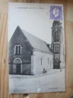 Daumeray - L'Eglise - Other Municipalities