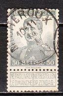 115  Pellens - Bonne Valeur - Oblit. Centrale MICHEROUX - LOOK!!!! - 1912 Pellens