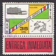Costa Rica Used Stamp - Costa Rica