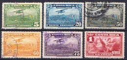 Costa Rica Used Stamps - Costa Rica