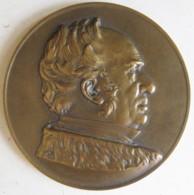 Médaille Etablissements Kuhlmann 1825 – 1925. Bureau De Lilles - Francia
