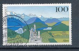 BRD / Bund Mi. 1742 Gest. Alpen Schloss Neuschwanstein - Schlösser U. Burgen