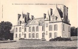 Saint Herblain - Chateau De La Gournerie - Castle - 52 - Old Postcard - France - Used - Saint Herblain