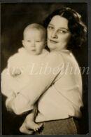 Postcard / ROYALTY / Belgique / Belgium / Reine Astrid / Koningin Astrid / Prince Baudouin / Prins Boudewijn - Familles Royales