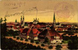 CPA Speyer A. Rh. Totalansicht GERMANY (921645) - Speyer