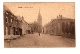 COUVIN - Place De L' Eglise - Evoyée - Dessaix - Couvin