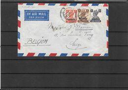Pakistan 1949, Cover To Liege, Belgium ( Ref 1943) - Pakistan