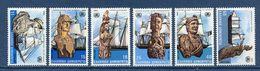 Grèce - YT N° 1483 à 1488 - Neuf Sans Charnière - 1983 - Griechenland