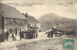 LACHAMP RAPHAEL . ARRET DE L'AUTOBUS DU VIVARAIS - Autres Communes
