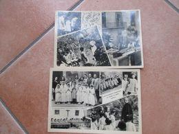 NAPOLI Orfanotrofio Femminile SS.Nome Gesù Vico Dei Venti A Foria N.2 Differenti - Napoli