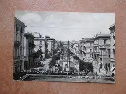 1955 BAGNOLI Viale Campi Flegrei Comando NATO - Napoli