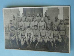 BLOIS - ROMORANTIN -- Carte-photo -  Section Du 113ème Régiment D'Infanterie - Régiments
