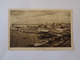 Port-Tewfik. - - Egypt