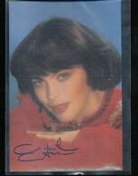 Mireille Mathieu - Autogramme & Autographen