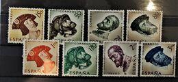 07 - 20 - Espagne - N° 913 à 920 **  - MNH -  Charles Quint - Série Complète - 1931-Heute: 2. Rep. - ... Juan Carlos I
