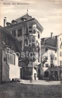 Bozen - Bolzano - Das Batzenhausl. - 55 - Old Postcard - Italia - Italy - Used - Bolzano (Bozen)