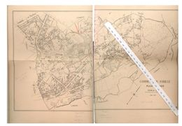 FOREST   Plan Terrier   1920 - Carte Topografiche