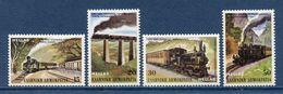 Grèce - YT N° 1540 à 1543 - Neuf Sans Charnière - 1984 - Griechenland