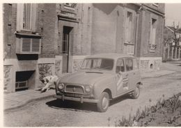 Photo De Renault 4 - Automobile