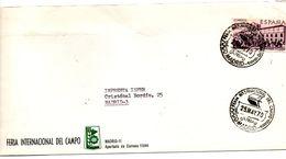 Carta Con Matasellos Commemorativo Feria Internacional Del Campo De 1970 - 1931-Heute: 2. Rep. - ... Juan Carlos I
