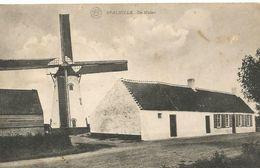 Stalhille - Molen - Jabbeke -  1928 +/-   Moulin - Varsenare - Vlissegem - Klemskerke - Houtave - Jabbeke
