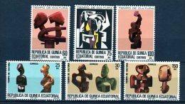 Guinea Ecuatorial 1984. Edifil 57-62 ** MNH. - Guinea Equatoriale