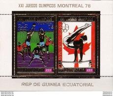 Guinée équatoriale 1976 - MNH ** - Jeux Olympiques - Michel Nr. Bloc 227 (OLI1058) - Olympische Spiele