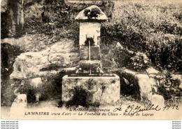 D07  LAMASTRE  La Fontaine Du Chien- Route De Lapras  ..... - Lamastre