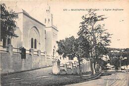 ALGERIE - MUSTAPHA SUPERIEUR - L'Eglise Anglicane - Andere Steden