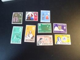 K33157- Set And Stamps  MNH Gibraltar - - Gibraltar