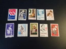 K33036 - Lot Stamps MNH USA - 1980 - Stati Uniti