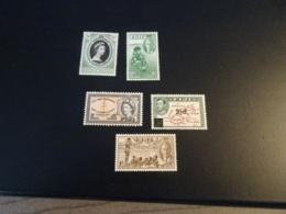 K33045 - Set And  Stamps  MNH Fiji - 1941 - 1950 - - Fiji (...-1970)