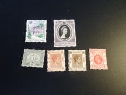 K33121- Stamps Mint Hinged Hong Kong 1912-1948 - Hong Kong (...-1997)