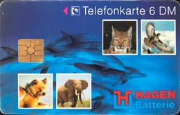 ALLEMAGNE  -  Phonecard  - Energie Garantiert  -  6 DM - Deutschland