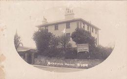 150/ Oude Fotokaart Ryde, Garfield House - Angleterre